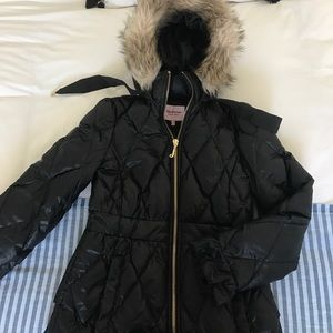 Juicy Couture Down puffer coat